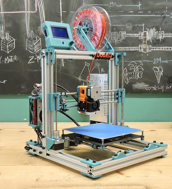 Dooki3 3d printer