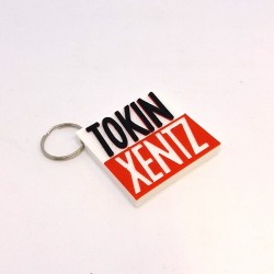 Talking Heads keychain (ΤΟΚΙΝ ΧΕΝΤΖ)