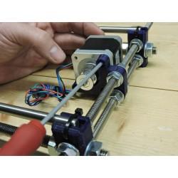 3d printer building workshop