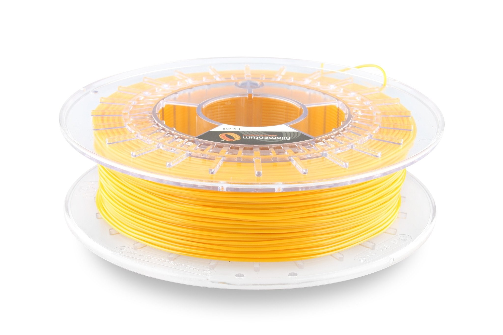 Fillamentum Flexfill 92A Signal Yellow 1.75mm 500g