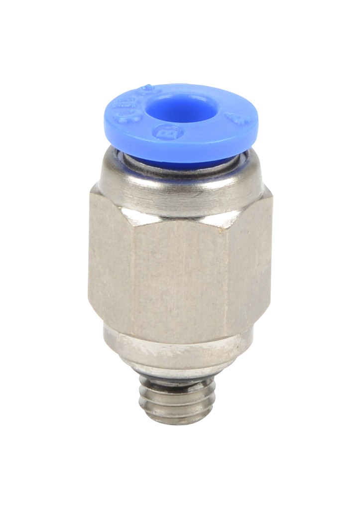 Push fitting connector M5