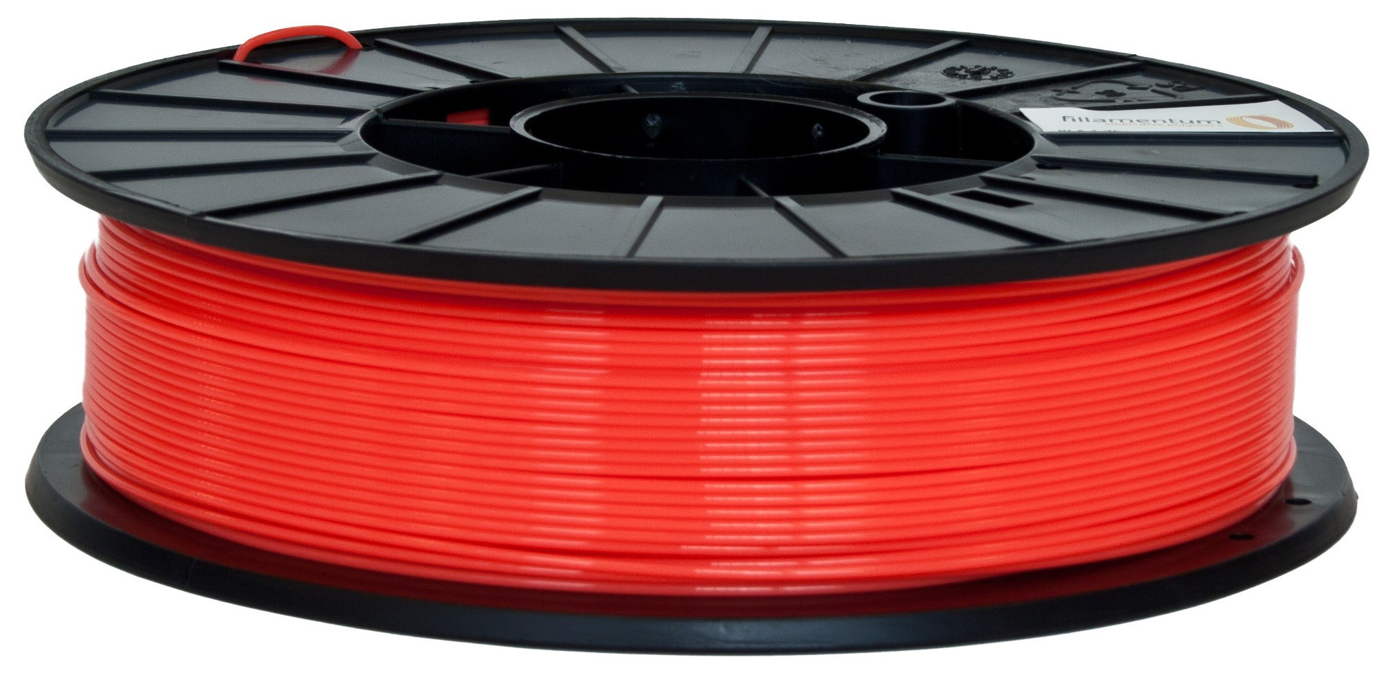 Fillamentum PLA Extrafill 1.75 mm Luminous Orange