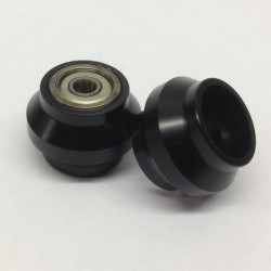 V-Roller Derlin wheels for Kossel Mini