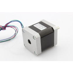 Wantai NEMA17 42BYGHW811 stepper motor (flat shaft)