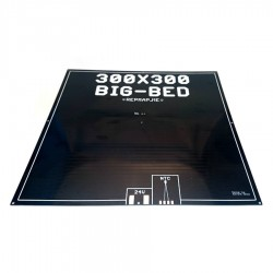 PCB Heated Bed 300x300