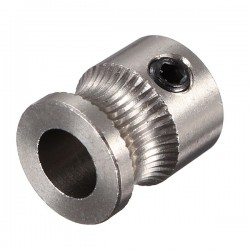 MK8 Hobbed Extruder Gear 1.75mm