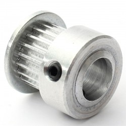 Aluminum Pulley 20-tooth GT2 8mm