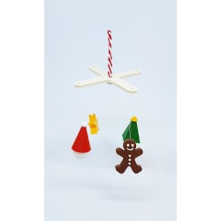 Christmas Mobile Ornament