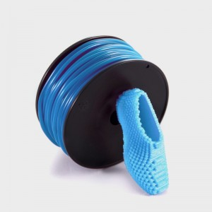 Recreus FilaFlex Blue 2.85mm 3D Printer Filament