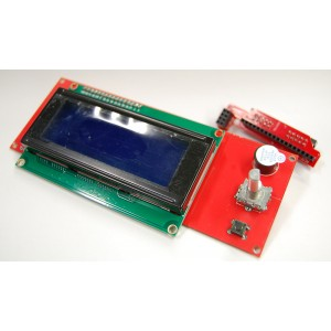 Reprap Smart Discount controller Screen 2004LCD