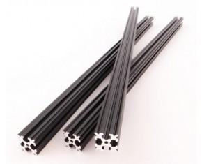 Openbeam Mini Kossel Aluminum Extrusion - Προφίλ Αλουμινίου 15x15 Μαύρο
